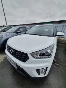 Владивосток Hyundai Creta 2020