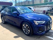 Москва e-tron Sportback