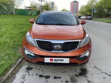 Москва Sportage 2011