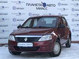 Миасс Renault Logan 2011