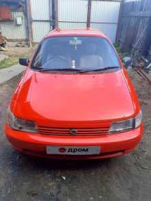 Иркутск Corolla II 1992
