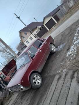 Бабушкин 2101 1980