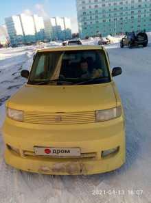 Новосибирск bB 2002