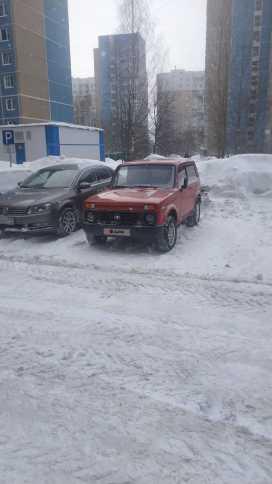 Москва 4x4 2121 Нива 1997