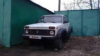 Москва 4x4 2121 Нива 1995