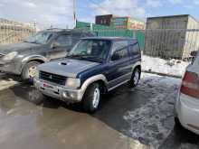 Челябинск Pajero Mini 2001