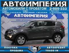 Красноярск Sportage 2011