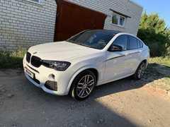 Саратов BMW X4 2016