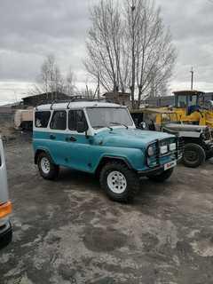 Черемхово УАЗ 3151 1997