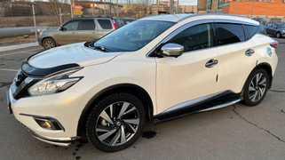 Чита Nissan Murano 2019