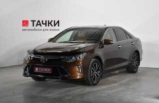 Иркутск Toyota Camry 2017
