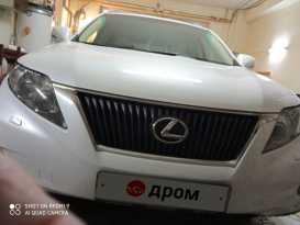 Сочи Lexus RX270 2011
