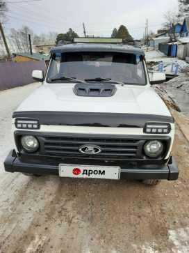Первомайский 4x4 2121 Нива 1982