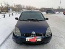 Челябинск Yaris 2002