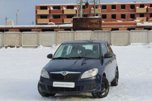 Пермь Fabia 2011