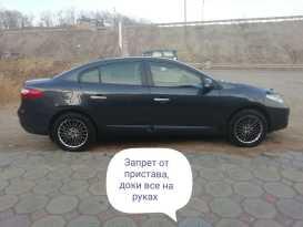 Владивосток Fluence 2012