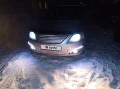 Североуральск Ларгус 2012