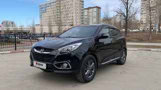 Екатеринбург ix35 2014