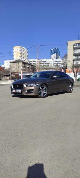 Екатеринбург Jaguar XE 2015