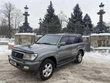 Москва Land Cruiser 2002