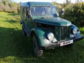 Туран ГАЗ 69 1963