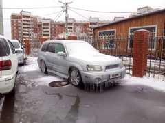 Владивосток Forester 2002