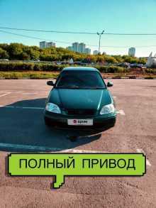 Москва Civic Ferio 1997