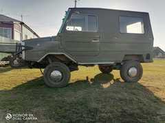 Северное ЛуАЗ-969 1990