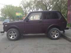 Екатеринбург 4x4 2121 Нива 2008