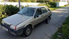 Саранск 2109 1999