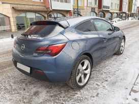 Иркутск Astra GTC 2013