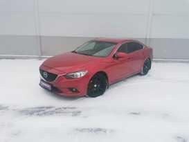 Липецк Mazda6 2014