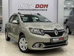 Красноярск Renault Logan 2015
