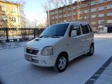 Улан-Удэ Wagon R Plus 2000