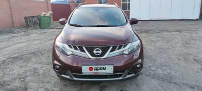 Томск Nissan Murano 2012