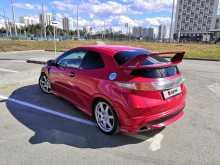 Екатеринбург Civic Type R 2008