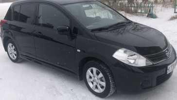 Улан-Удэ Nissan Tiida 2012