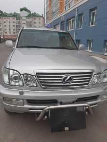 Ханты-Мансийск LX470 2005