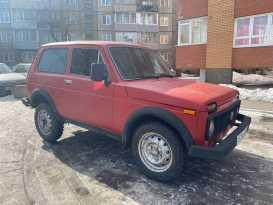 Красноярск 4x4 2121 Нива 1990