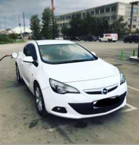 Челябинск Astra GTC 2013
