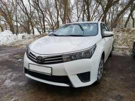 Саранск Corolla 2014
