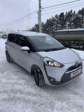 Иркутск Toyota Sienta 2016