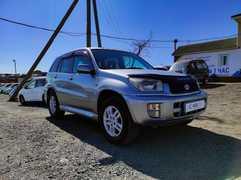 Владивосток Toyota RAV4 2000