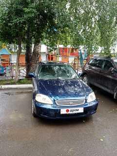 Горно-Алтайск Civic 1999