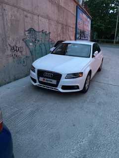 Севастополь Audi A4 2011