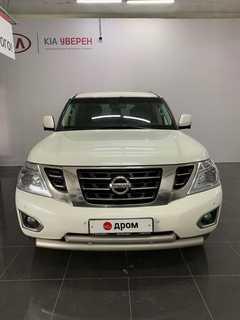 Сургут Nissan Patrol 2014