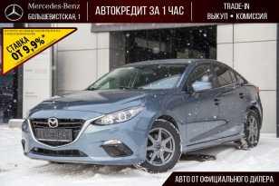Новосибирск Mazda Mazda3 2015