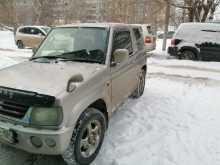 Красноярск Pajero Mini 2000