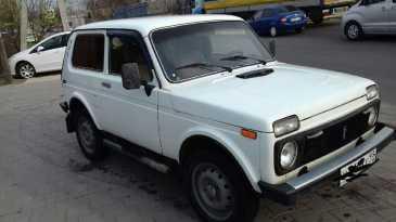 Ростов-на-Дону 4x4 2121 Нива 2002