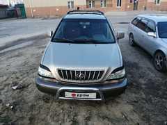 Советский Lexus RX300 2001